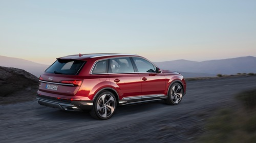 Audi Q7 restyling, ecco cosa cambia (2)