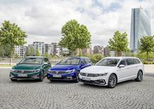 Volkswagen Passat Variant 2019. Diesel, benzina e anche ibrido GTE [Video]