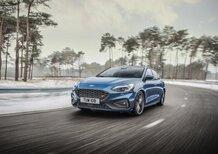 Ford Focus ST, ecco le prestazioni del 2.3 turbo da 280 CV