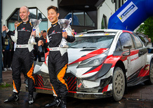 WRC 2019 Italia Sardegna… dimenticavamo Takamoto Katsuta!