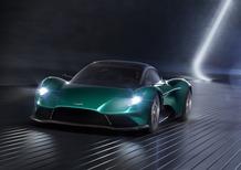 Aston Martin Vanquish: avrà il cambio manuale!