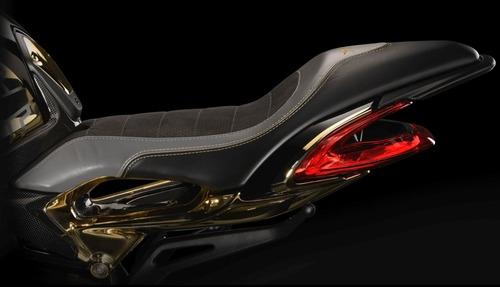 MV Agusta Dragster RC Shining Gold. Oro puro (9)