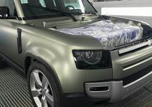 Land Rover Defender 2020: la Rete svela la gamma