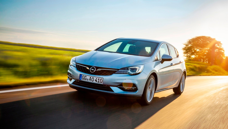 Opel Astra restyling, la più efficiente di sempre