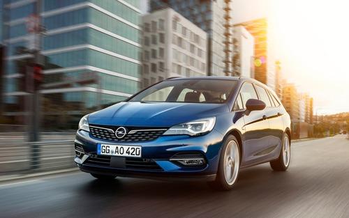 Opel Astra restyling, la più efficiente di sempre (5)