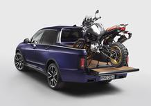 BMW X7, ecco la versione pick-up one-off
