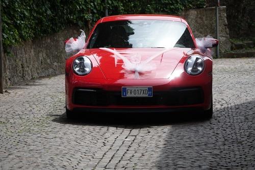 Porsche 911 MY2020, La 992 Carrera 4S al matrimonio [foto gallery] (4)