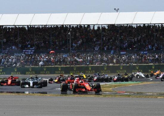 Orari TV Formula 1 GP Silverstone 2019 diretta Sky e TV8