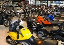 Vendita moto usate: in calo nel primo semestre