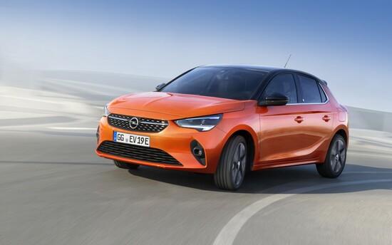 Ecco la Opel Corsa-e