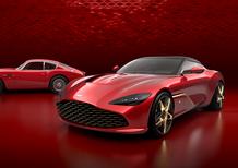 Aston Martin DBS GT Zagato, ecco come sarà