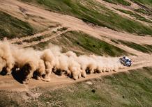 Silk Way Rally 2019-3. Kevin (Honda) e… Al-Attiyah (Toyota) a Ulan Bator