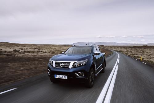 Nissan Navara, aggiornamento per il pick-up