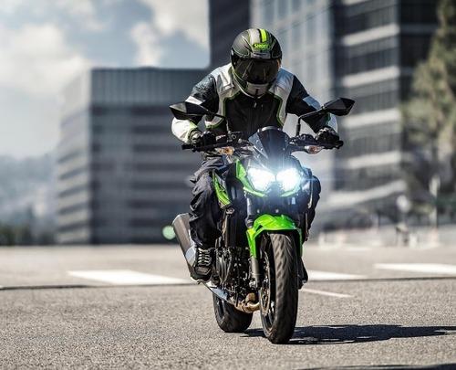 Kawasaki Z400, ecco la versione 2020 (5)