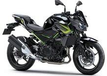 Kawasaki Z400, ecco la versione 2020