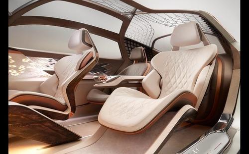 Bentley EXP 100 GT: prototipo elettrico e autonomo di coupé top anni Trenta (3)