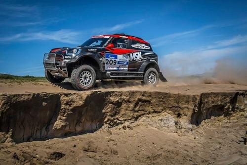 """Silk Way Rally 2019-4. L'Anello di Ulan Bator. Sam """"KTM"""" Sunderland e il solito Al """"Toyota"""" Attiyah (2)"""