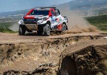 """Silk Way Rally 2019-4. L'Anello di Ulan Bator. Sam """"KTM"""" Sunderland e il solito Al """"Toyota"""" Attiyah"""