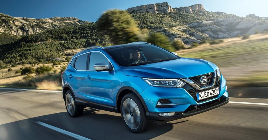 Nissan Qashqai: il SUV guadagna la tecnologia ProPILOT