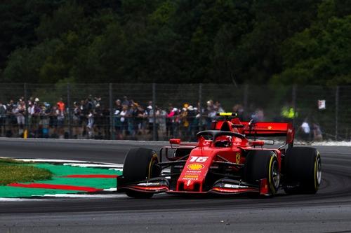 F1 GP Silverstone 2019 Leclerc Abbiamo ottenuto il miglior risultato possibile