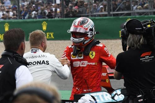 F1, GP Silverstone 2019: vince Hamilton. Terzo Leclerc (6)