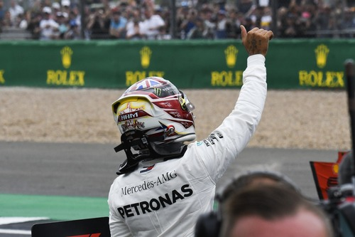 F1, GP Silverstone 2019: Verstappen come 007, Giovinazzi ko (4)