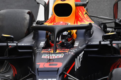 F1, GP Silverstone 2019: Verstappen come 007, Giovinazzi ko (7)