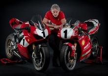 Ducati Panigale V4 25° Anniversario 916: 41.900 euro