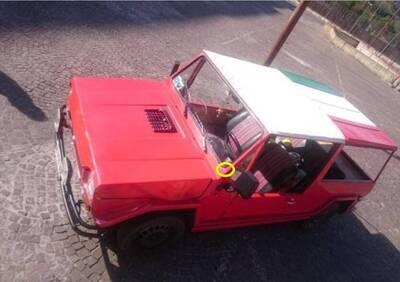 127 SCOUT FISSORE d'epoca del 1977 a Roma