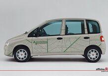 Sogni automobilistici sotto l'ombrellone: nuova Fiat Punto Multipla, a gas o EV