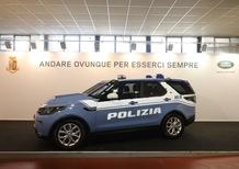 Land Rover Discovery: nuove unità per la Polizia di Stato