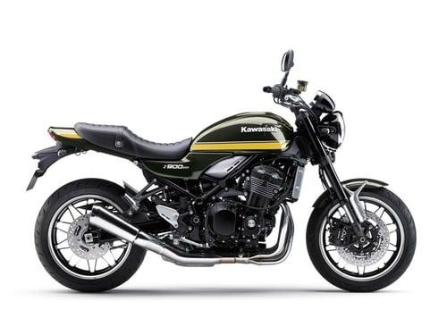 Kawasaki Z900RS 2020. Arriva la Yellow Tiger (2)