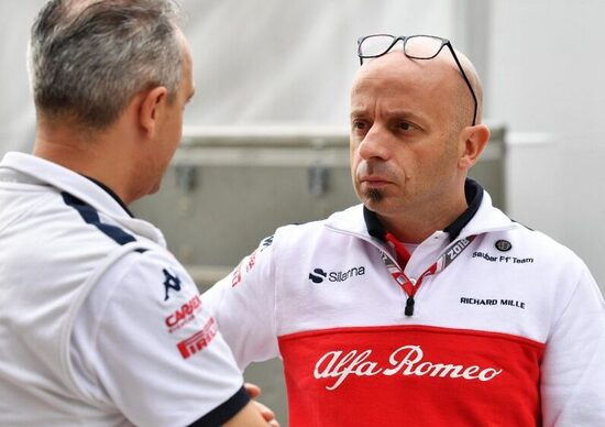 F1: Alfa Romeo, Resta lascia. Pronto al ritorno in Ferrari?