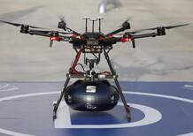 Seat: droni per la consegna di pezzi in fabbrica [Video]