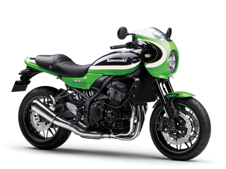 Kawasaki Z900 RS Café: nuovi colori 2020