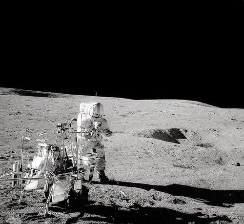 Le moto del programma Apollo per lo sbarco sulla Luna  (6)