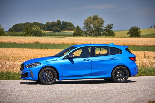 BMW Serie 1 M135i xDrive 2019: parliamone! (2)