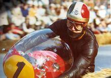 """Giacomo Agostini:  """"Vincevo in 350 e 500 quando l'uomo posò il piede sulla Luna"""""""
