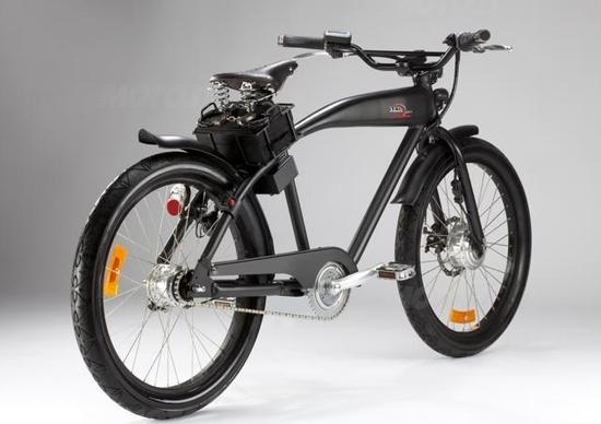 Italjet: novità…a pedali