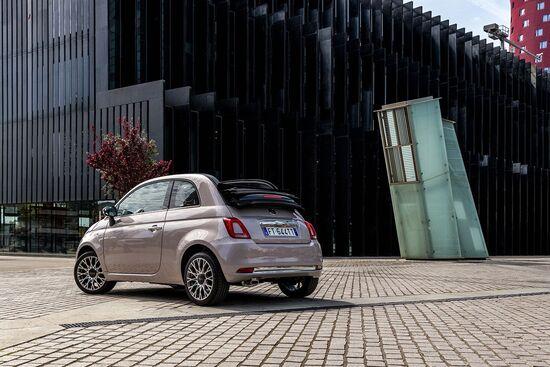 La 500: un classico modello di auto che i ladri rubano aggirando l'immobilizer FCA
