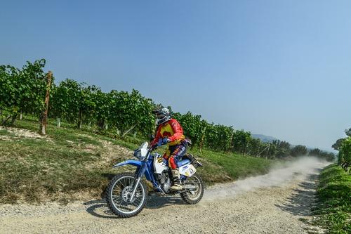 Trofeo Maxienduro e Scrambler, Roberto Fantaguzzi leader nella gara di casa (2)