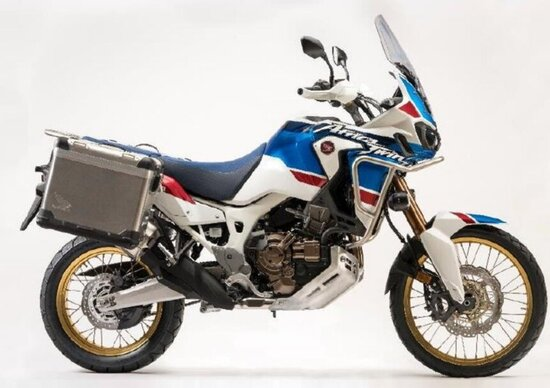 Honda CRF1100L Africa Twin 2020: quattro versioni, più potenza e meno peso