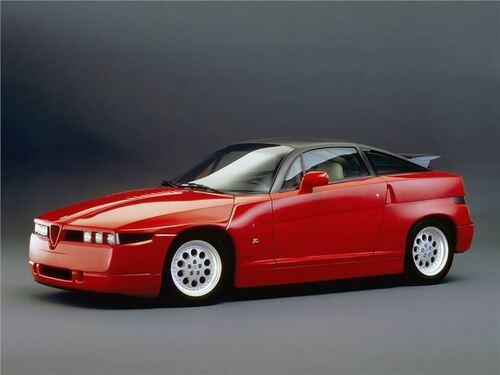 Buon compleanno SZ: trenta anni dalla nascita della rara Alfa Romeo coupé (9)