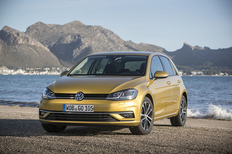 Volkswagen Golf (2014->>)