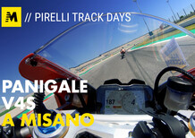 Pirelli Experience - Track Days: I tre lettori di Moto.it a Misano con la Panigale!