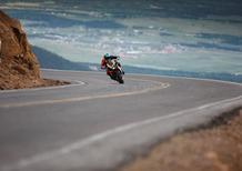 Ufficiale: niente più moto al Pikes Peak
