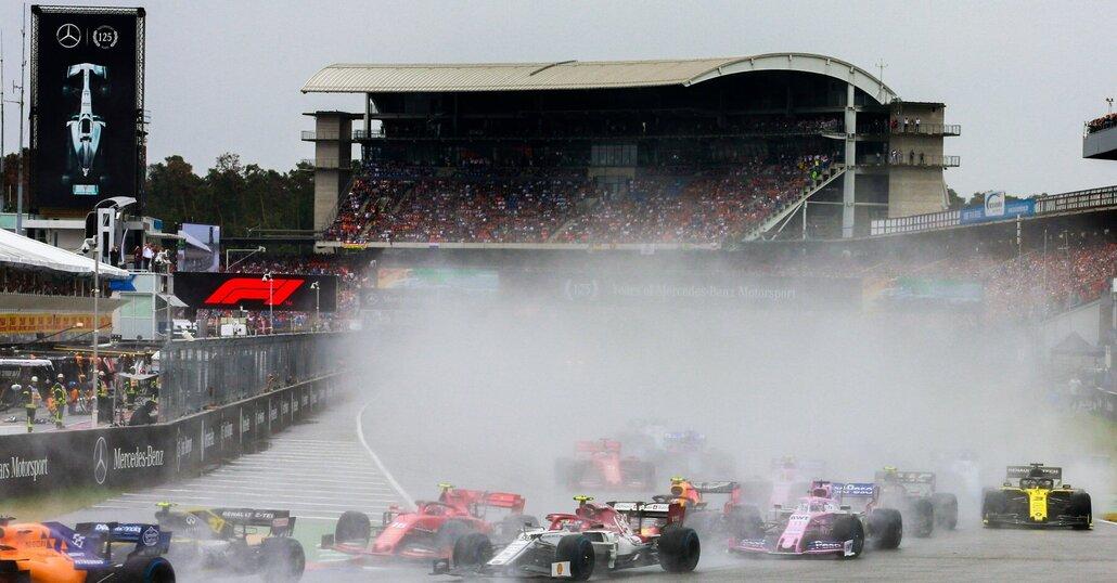 F1: Germania, sanzionati Raikkonen e Giovinazzi