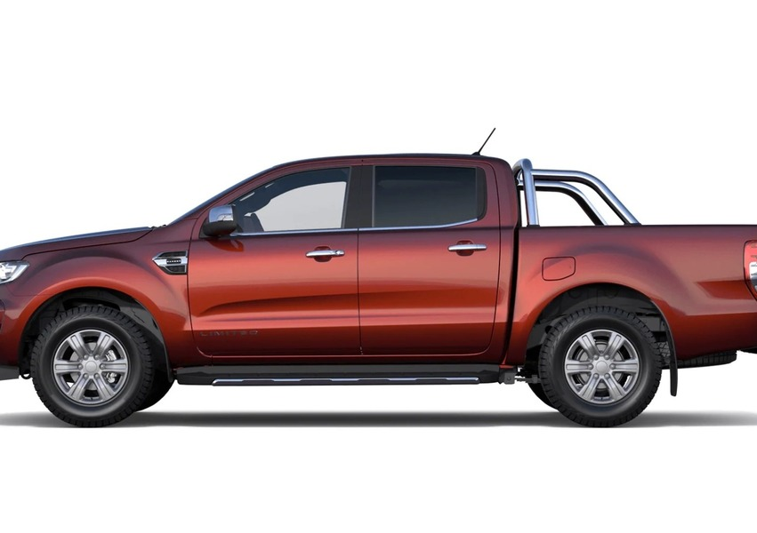 Ford Ranger Ranger 3.2 TDCi DC Limited 5 posti (2)