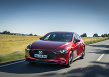 Mazda 3 Skyactiv-X 2019, ibrida da 180 CV [Video]