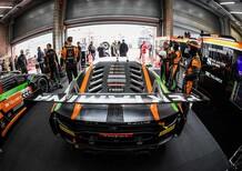 Lamborghini, dietro le quinte della 24 ore di Spa [Video]